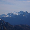 Snowdrift and Forbes Mts from Emily Peak