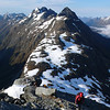 Ailsa Mts (all unnamed) from Emily Peak