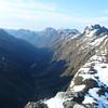 Fraser Creek from Emily Peak