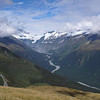 Mt Aspiring, the Waiatoto and the Haast Range