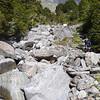 Nice boulderhopping terrain