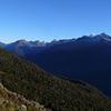Track to Lake Mackenzie and Darrans Mts