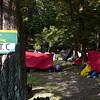 Campsite at Paradise