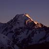 Sunrise on Mt Cook