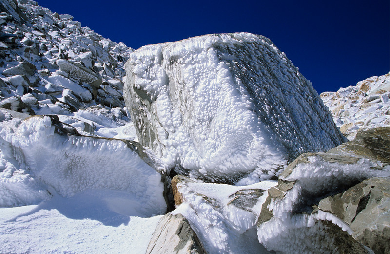 Below Copland Pass