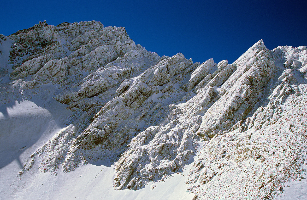 Lean Peak and Copland Pass