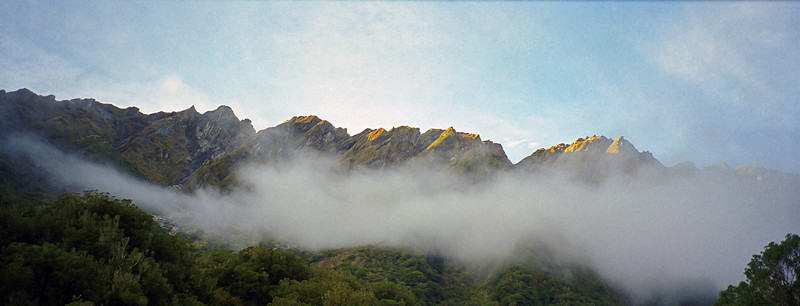 Sierra Range, Copland River