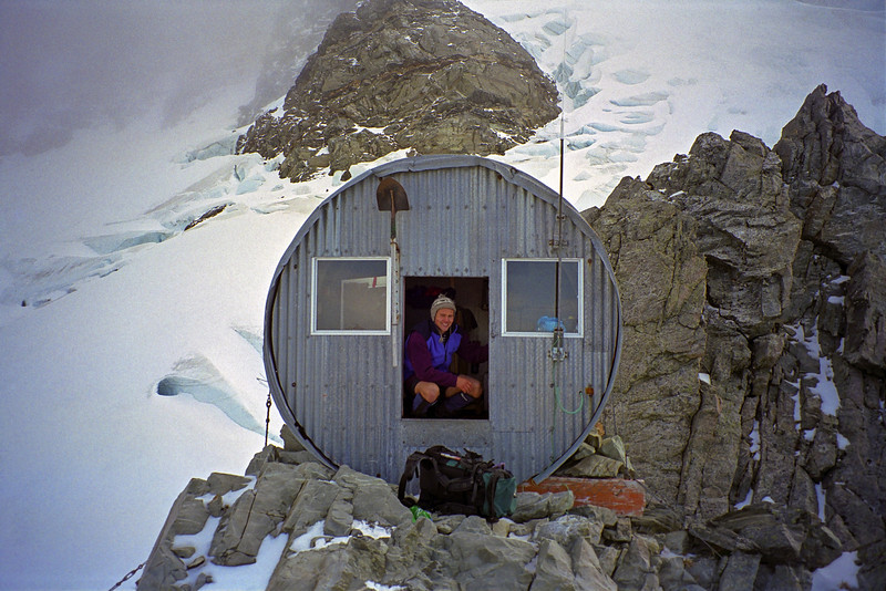 Copland Shelter, Hooker Valley