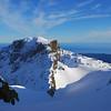 Unnamed peak 1671m, Fox Range