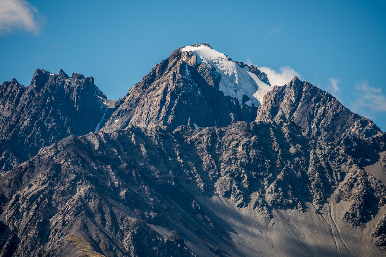 Mount Biretta and The Nuns Veil