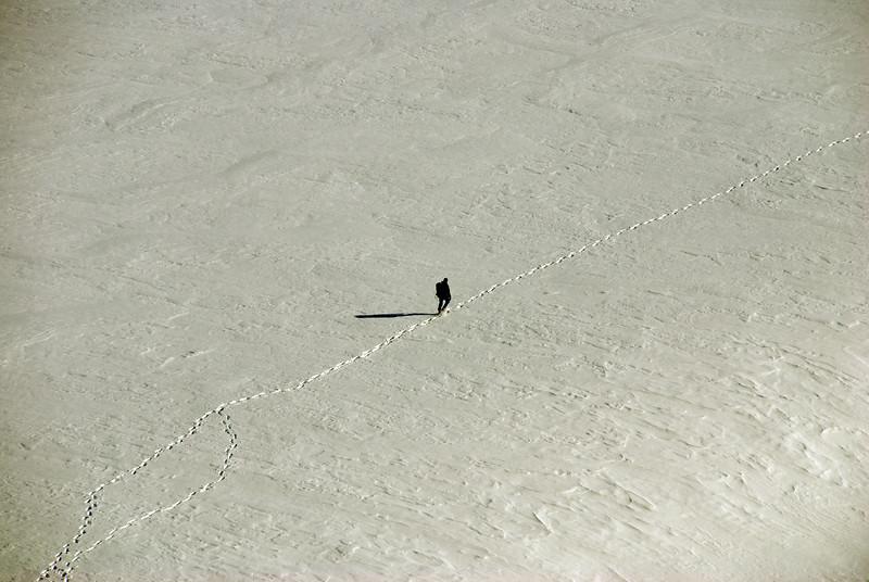 On the Sladden Glacier
