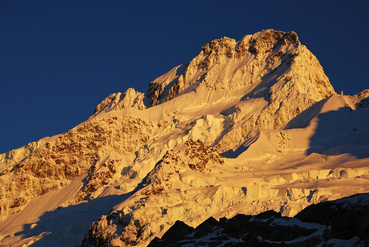 Sunrise on Mount Sefton