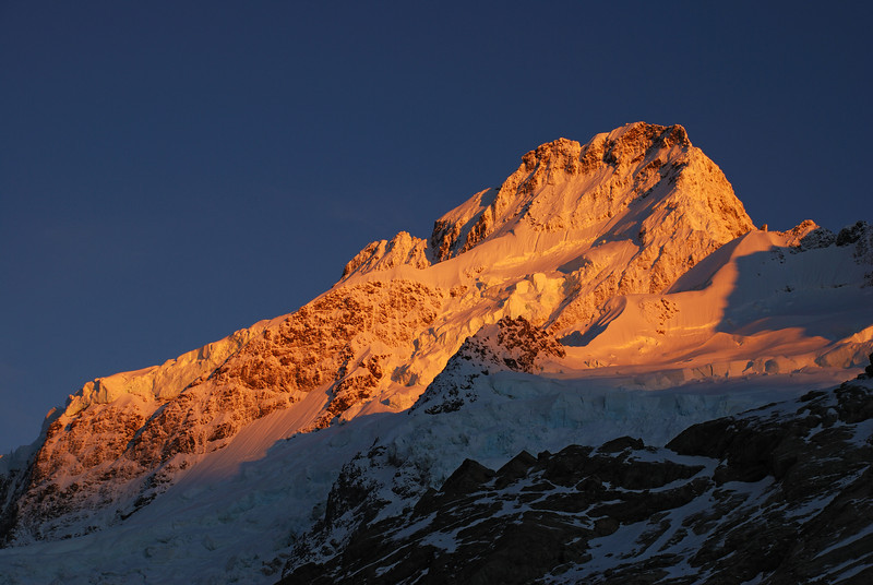 Sunrise on Mount Sefton