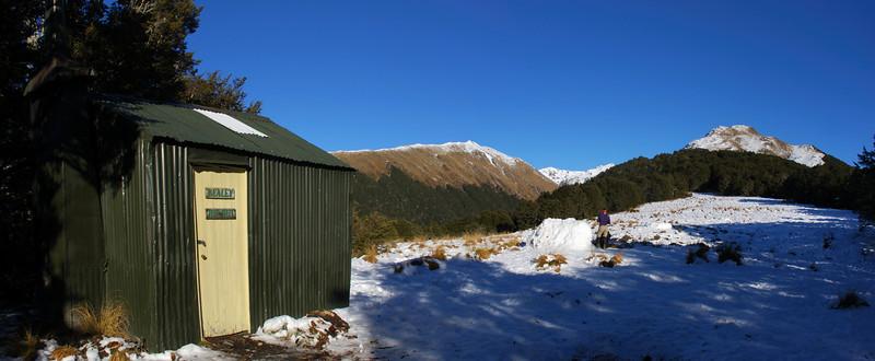 Bealey Top Hut