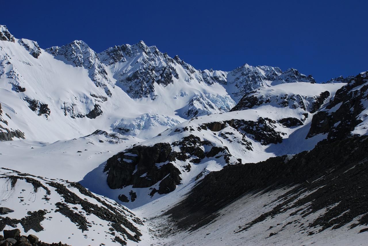 Mt Arrowsmith South Face