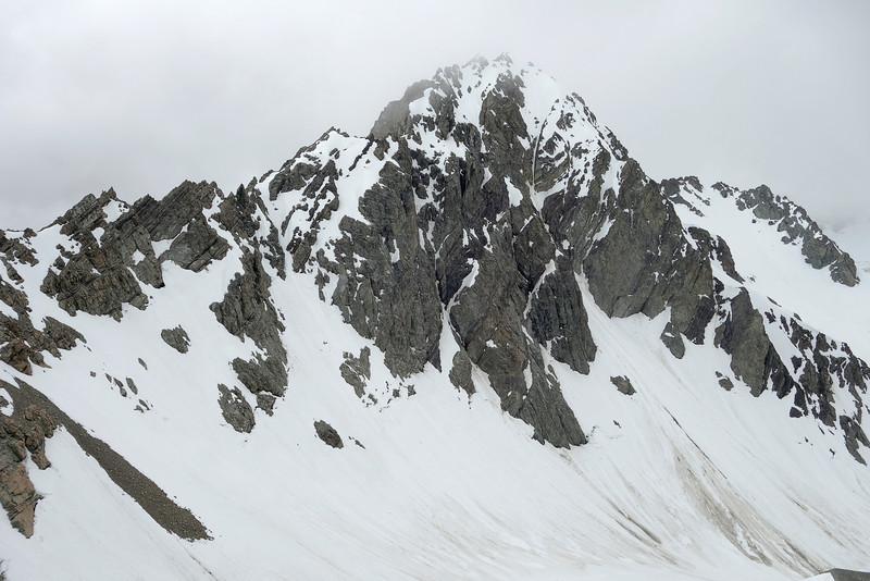 South Peak from Pito Peak