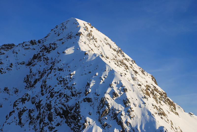 Rome Ridge - top section