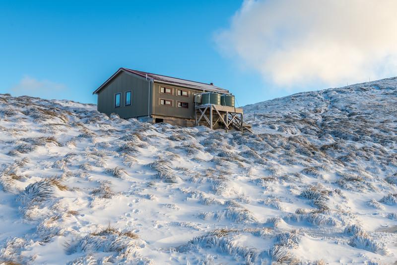 Kime Hut, Tararua Range
