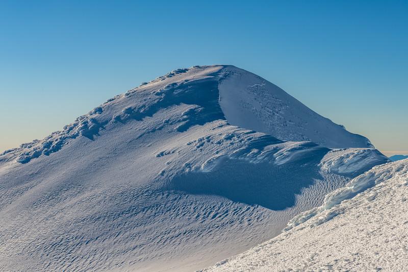 Te Heuheu from Tukino Peak