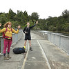 Waitakere Reservoir dam