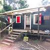 O'Nuku Hut exterior