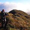 Nina near Vosseler Peak