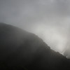 Probably Boyd-Wilson Knob in the mist