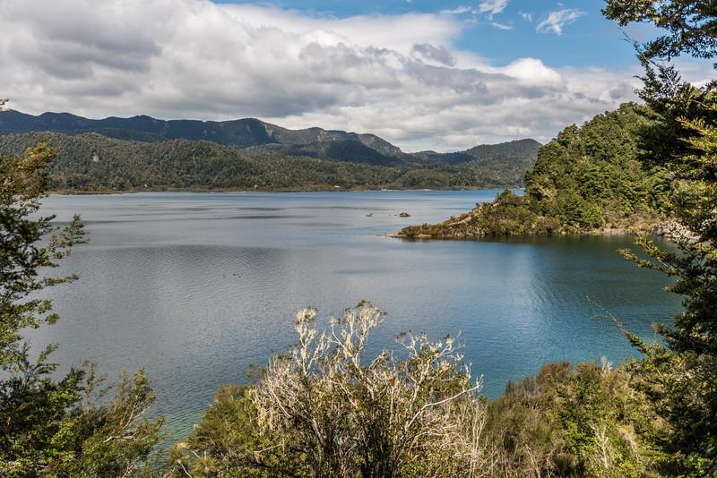 Wairaomoana (Wairau Arm), Lake Waikaremoana.