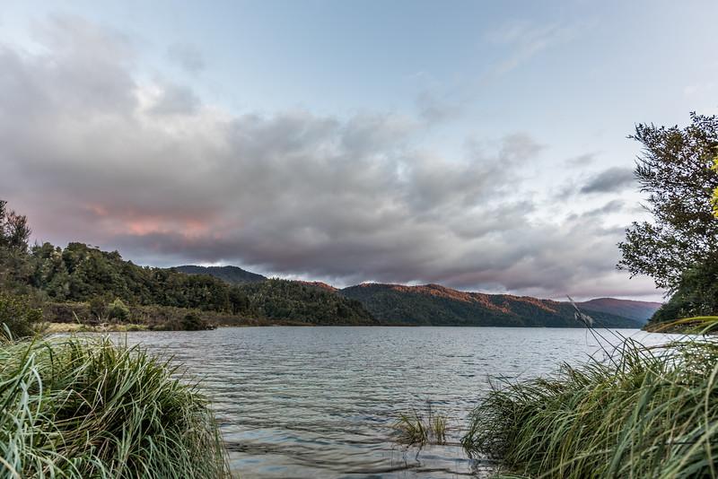 Wairaomoana (Wairau Arm), Lake Waikaremoana, Waiopaoa Hut