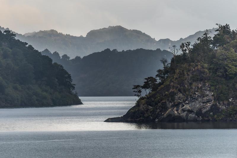 Whanganui Inlet, Lake Waikaremoana