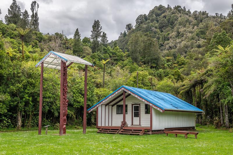Tīeke Kāinga, Whanganui River.