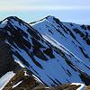Chossy descent off peak 1623