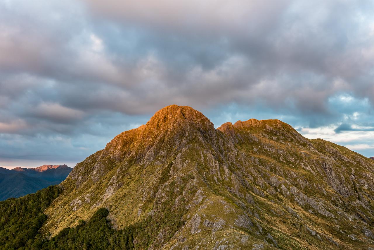 Mount Douglas and Trident