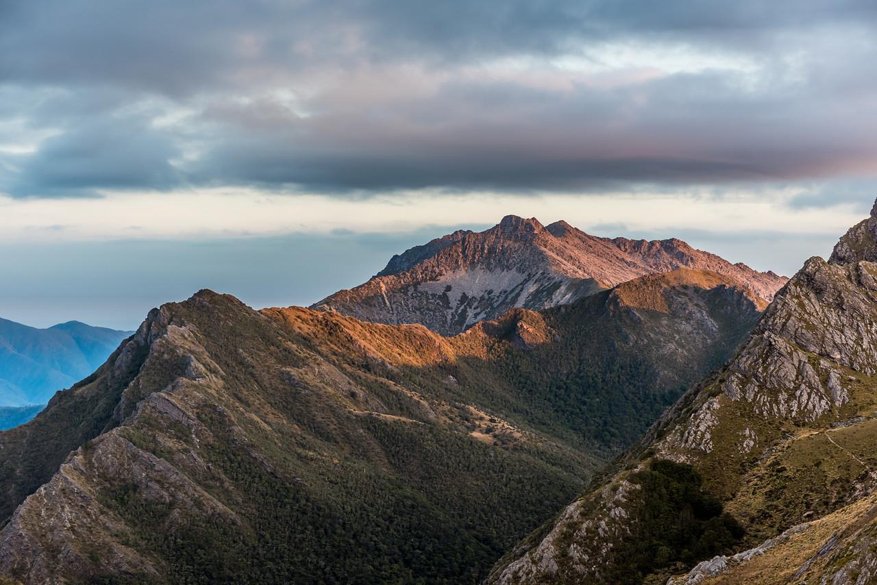 Lead Hills at dawn