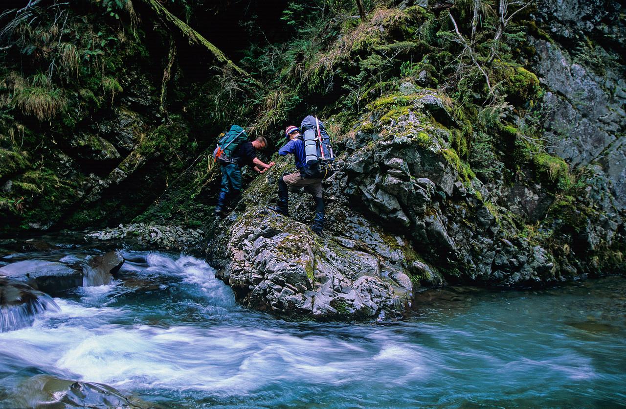 Bull Creek Gorge