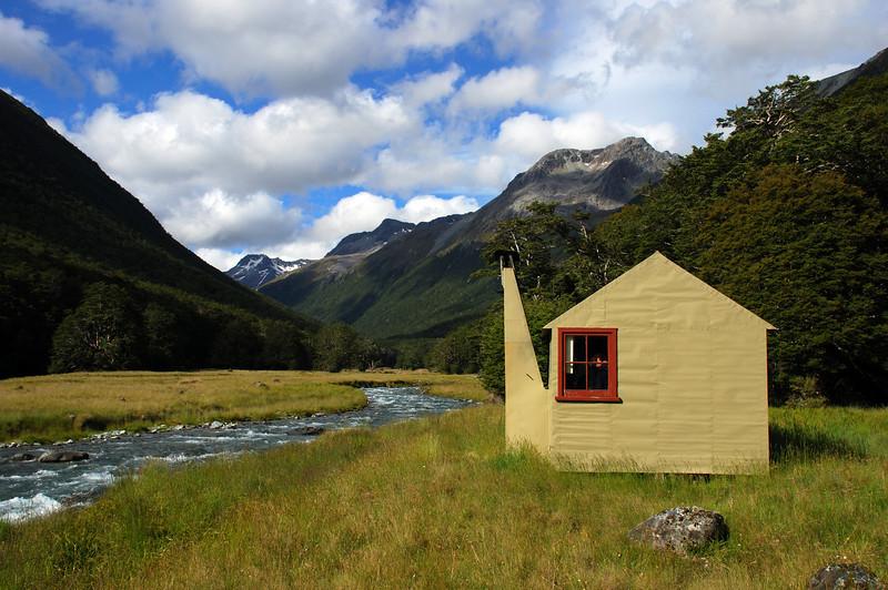 East Matakitaki Hut.