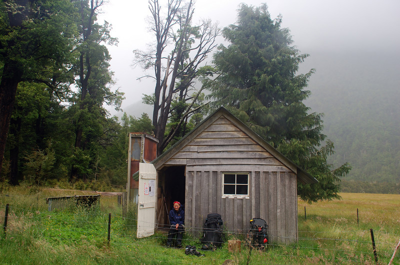 Downie Hut