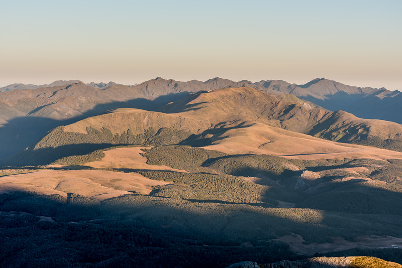 Mount Arthur Tablelands