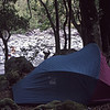 Otehake hotsprings campsite