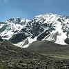 Tent Peak and Cameron Hut