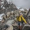 Steve on Rome Ridge