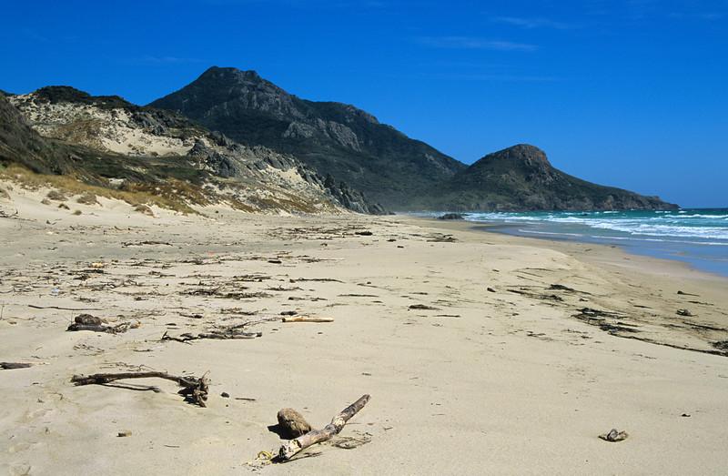 West Ruggedy Beach