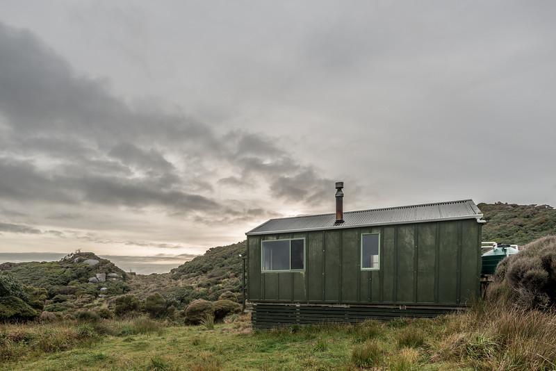 Long Harry Hut
