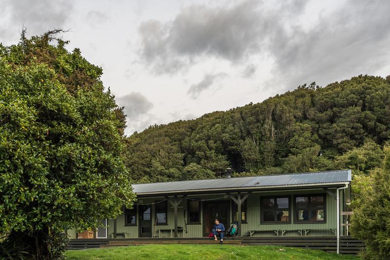 Port William / Potirepo Hut