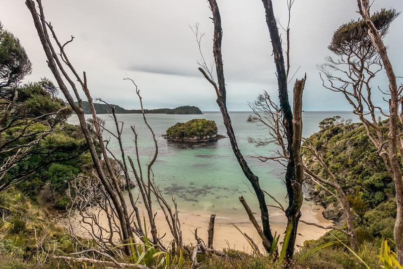 Coastline east of Peters Point