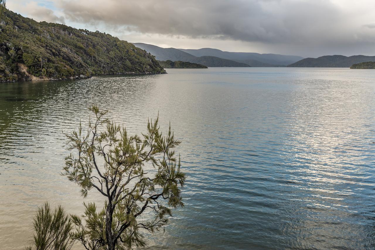 Paterson Inlet / Whaka a Te Wera