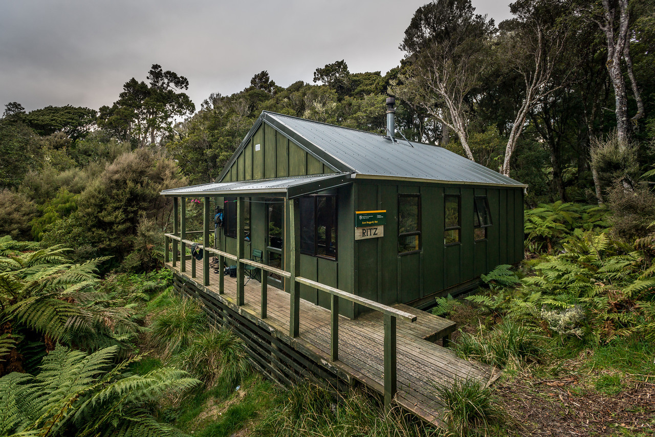 East Ruggedy Hut