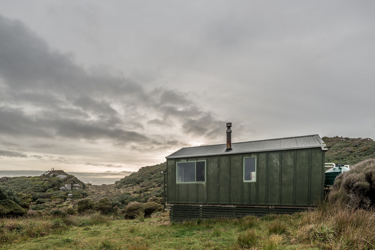 Long Harry Hut
