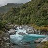 Kokatahi River downstream of Blue Duck Creek