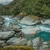 Kokatahi River near Davie Creek